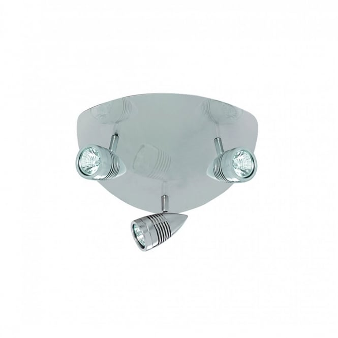 Lighting Catalogue FALCON 3 light ceiling spotlight cluster