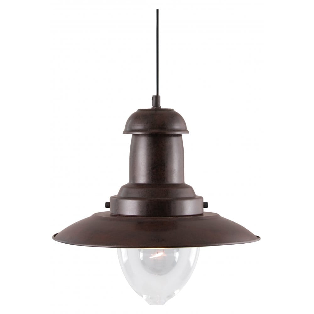 traditional fishermans lantern ceiling pendant light