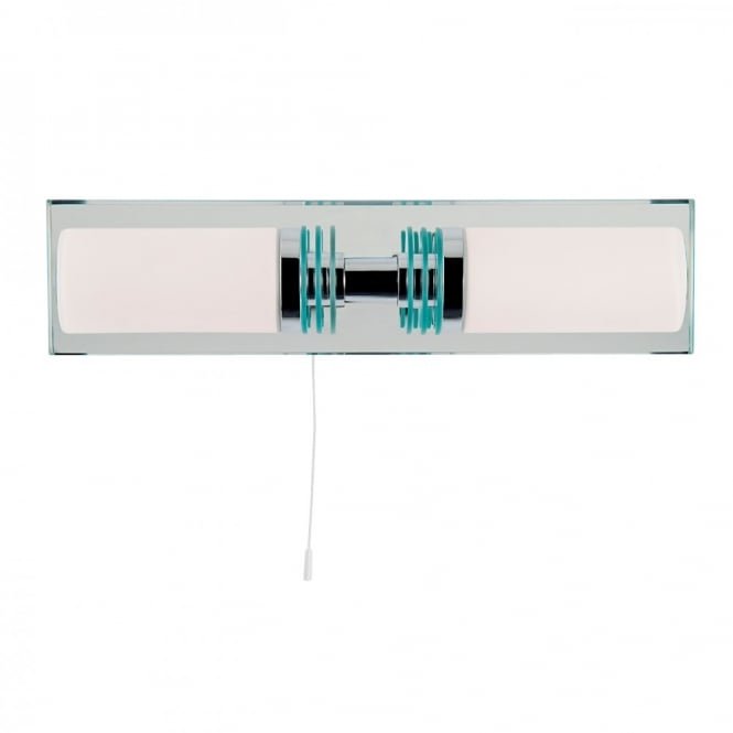 Lighting Catalogue IP44 double mirrored bathroom wall light LED