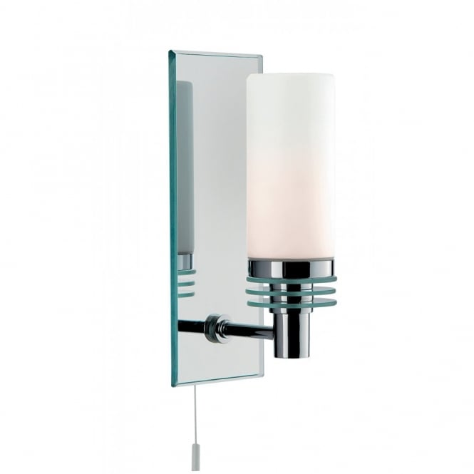 Lighting Catalogue IP44 mirrored bathroom wall light