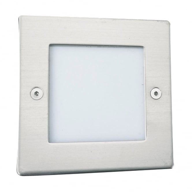 Lighting Catalogue LED recessed low energy wall light