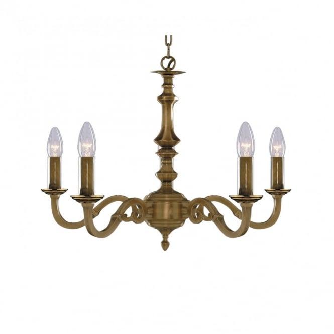 Online shop buy antique brass ceiling pendant light fitting malaga 5 light antique brass ceiling pendant mozeypictures Gallery