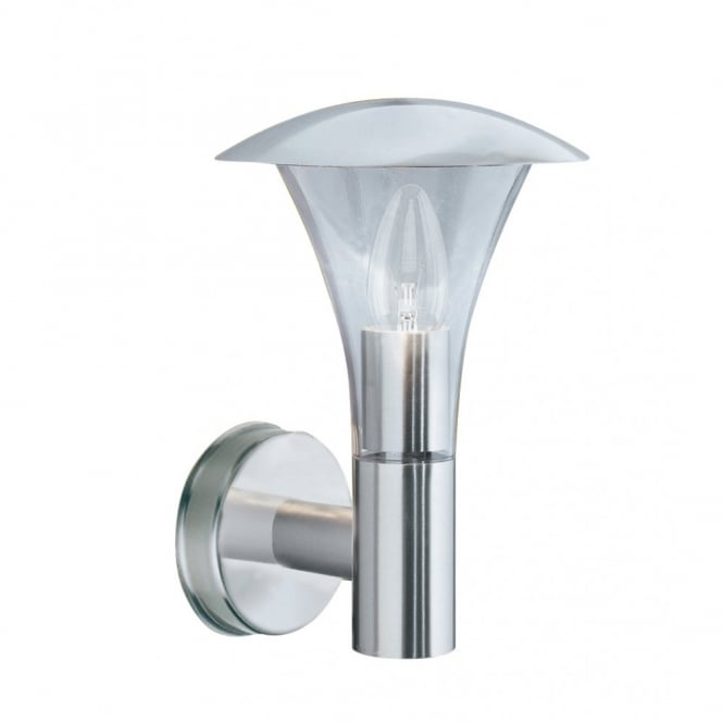 Lighting Catalogue STRAND stainless steel garden wall lantern IP44