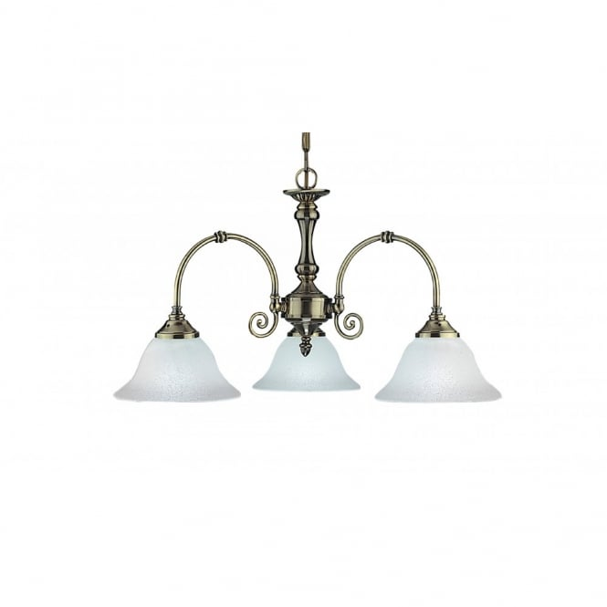 Lighting Catalogue VIRGINIA antique brass ceiling light Scavo glass shades