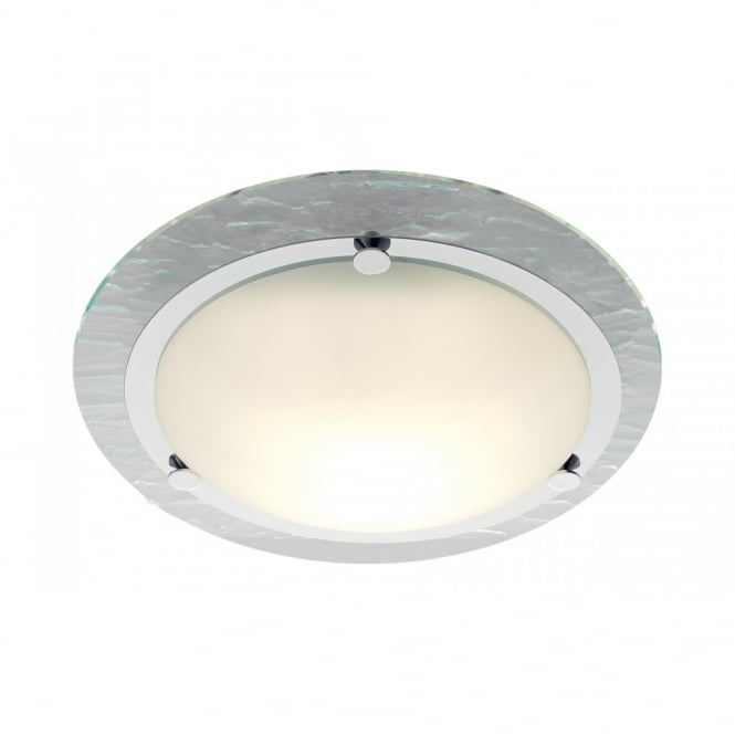 Lighting Catalogue WATER flush fitting ceiling bathroom light