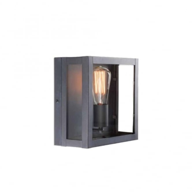 Linea Verdace ZENIA traditional lead and glass wall light (1 light)