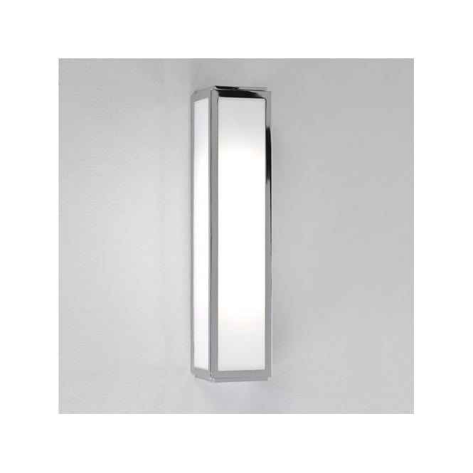 MASHIKO CLASSIC 360 chrome bathroom wall light