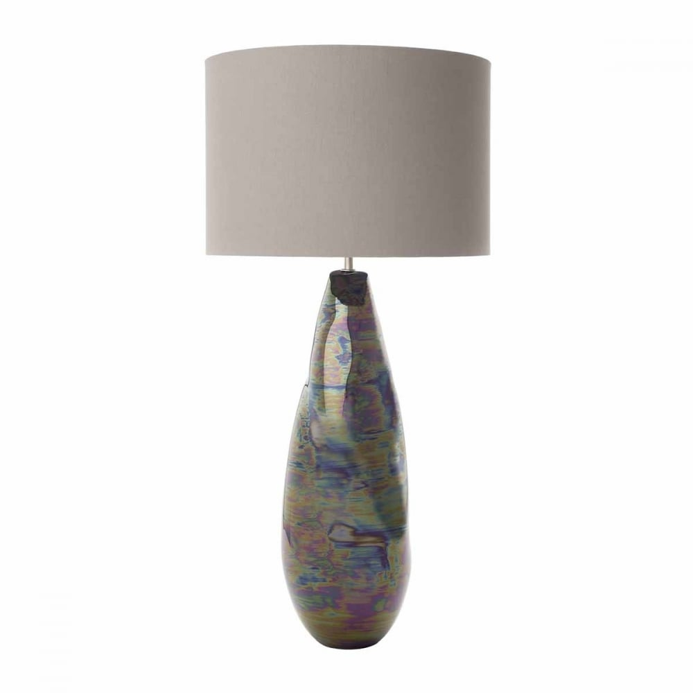Massa oil effect ceramic table lamp base uncategorised from massa oil effect ceramic table lamp base aloadofball Image collections