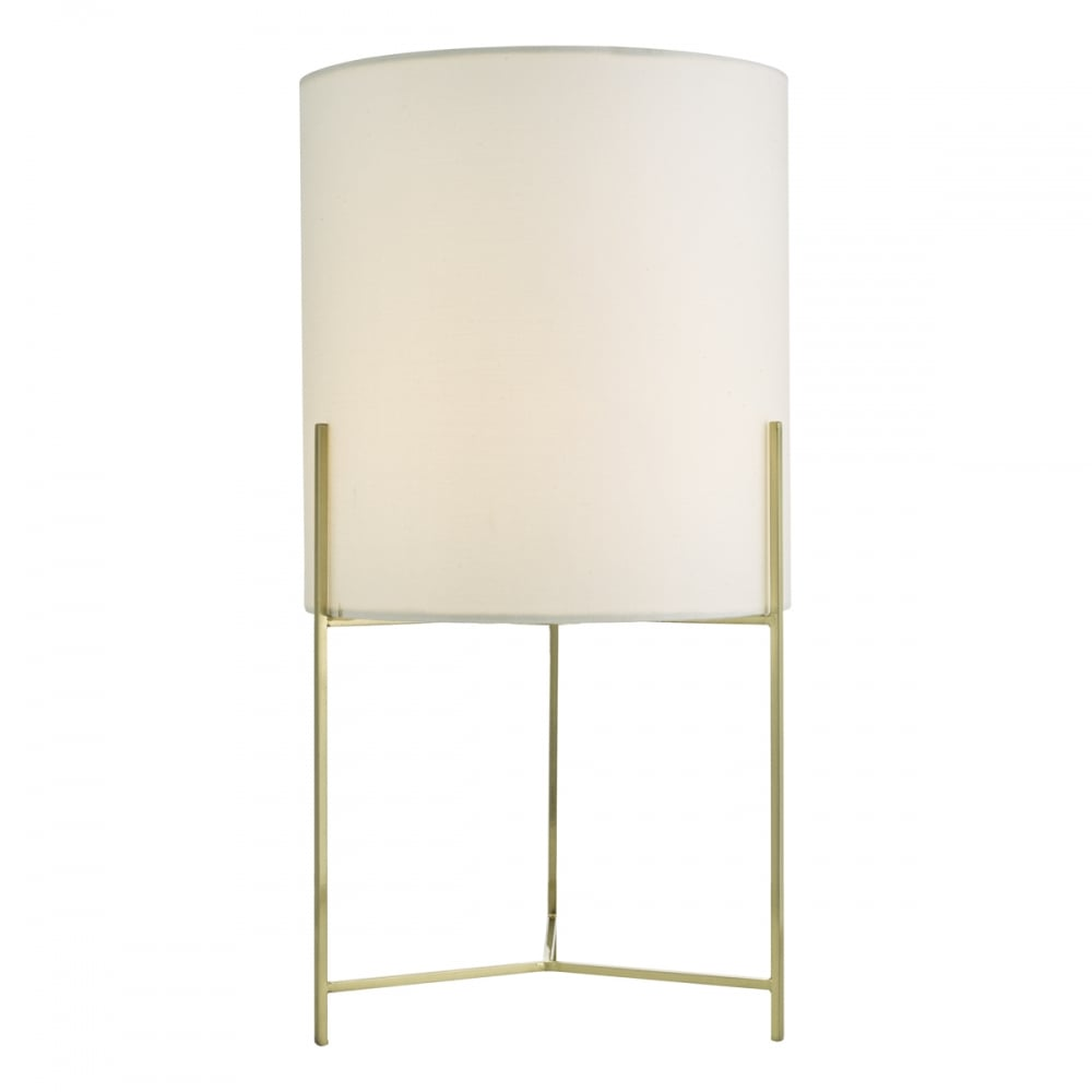 lamp kartell and white bourgie table gold