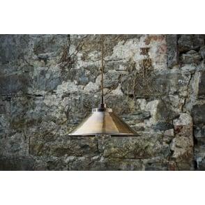 Antique Brass Bathroom Pendant Light