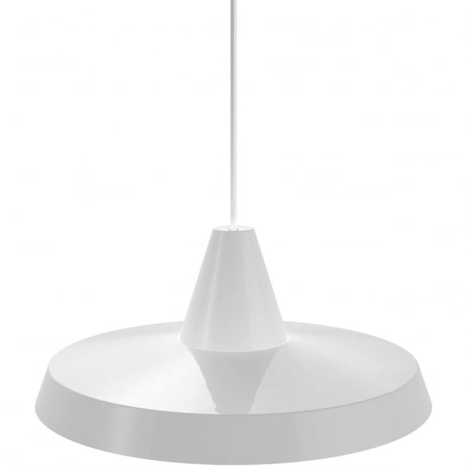 Nordlux ANNIVERSARY single white ceiling pendant