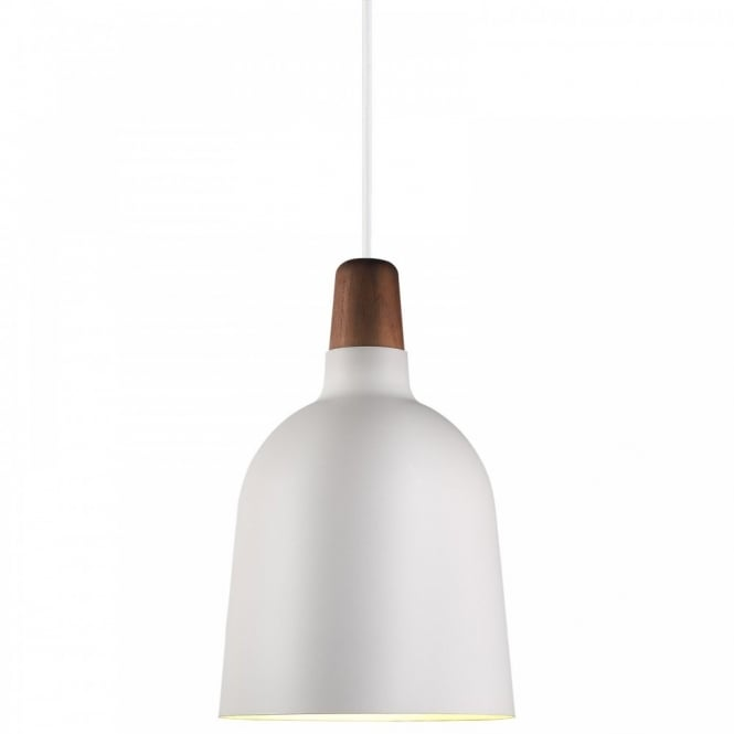 Nordlux KARMA 20 contemporary ceiling pendant (white - metal)
