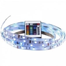 LED STRIP with multiple LEDs (with remote, 4m)
