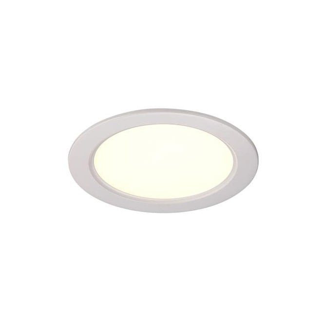 Contemporary white led recessed ceiling spotlight ip44 rated white recessed led ceiling spot light ip44 rated aloadofball Images