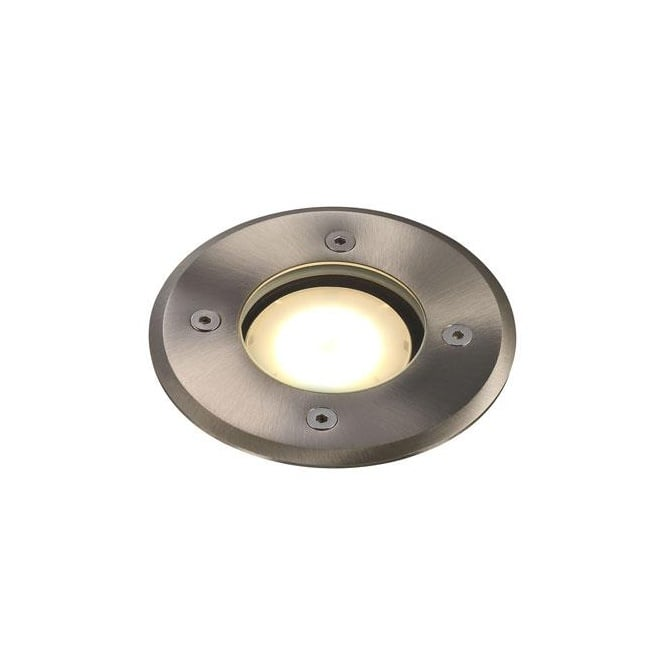 Recessed Outdoor Ground Spotlight in Stainless Steel