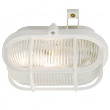 exterior bulkhead light in white