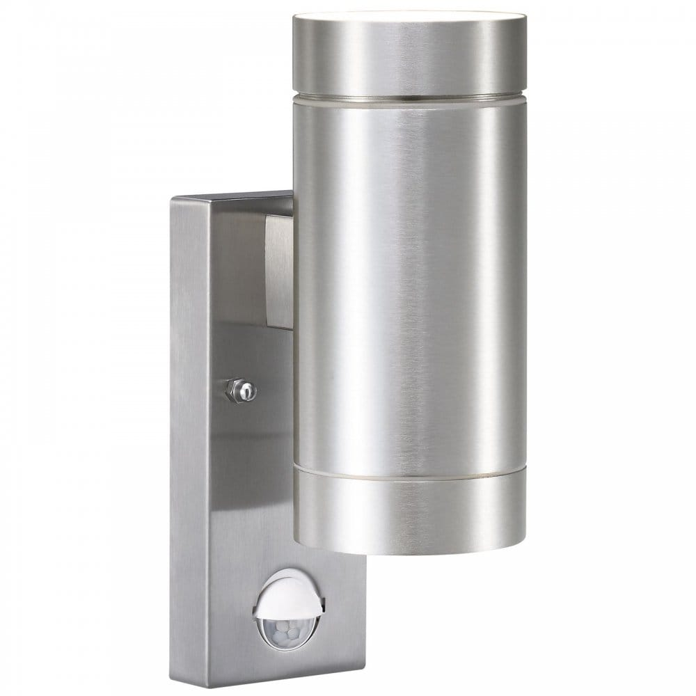 Double Insulated Outdoor Security Lights: Modern Garden Wall Light With Sensor, Ideal For Security
