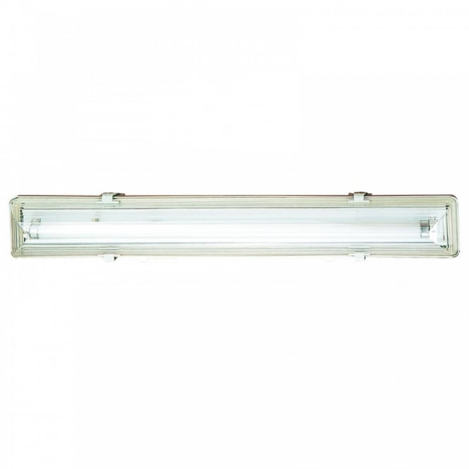 Nordlux WORKS IP65 single strip light (large)