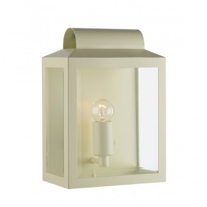 NOTARY cream traditional IP44 wall light