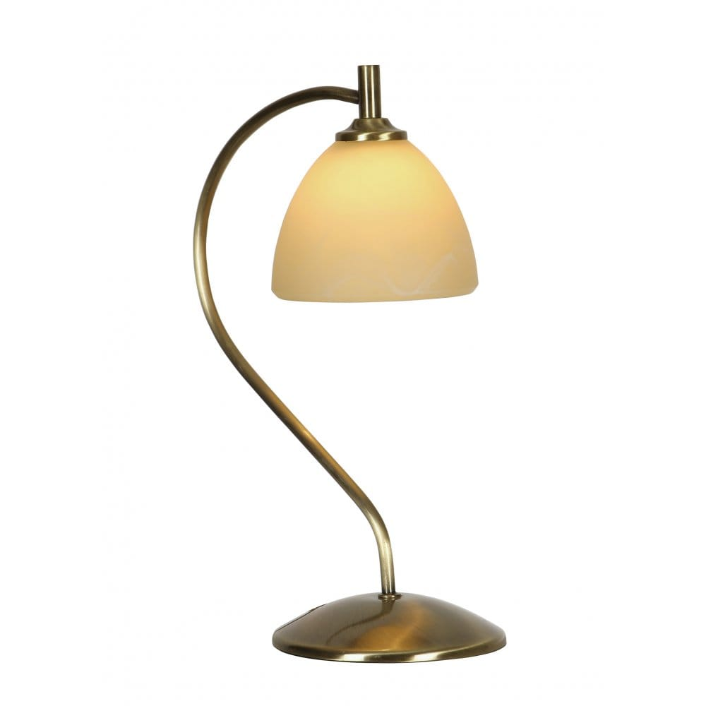 Buy Reduced Price Table Lamps Tradtional Antique Brass
