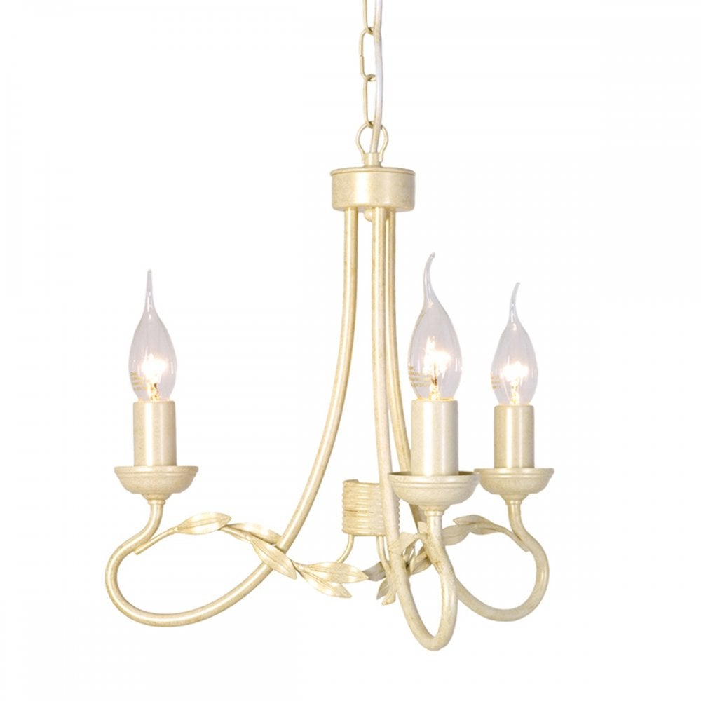 Elstead Lighting Olivia 8 Light Chandelier
