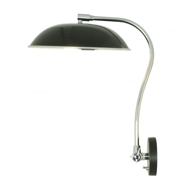 HUGO Wall Light, Black