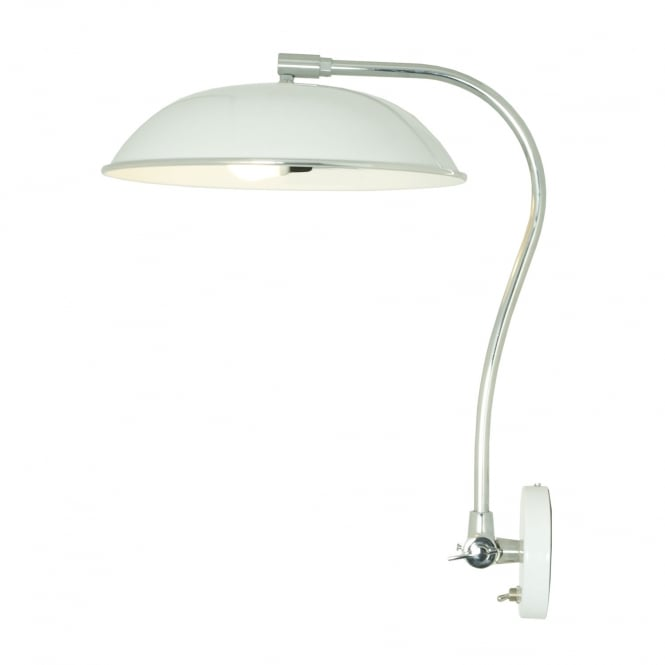 HUGO Wall Light, White