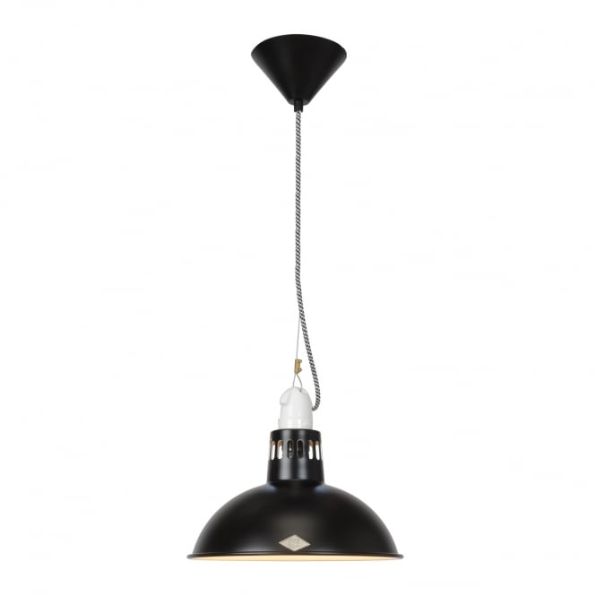 PAXO Pendant Light, Black
