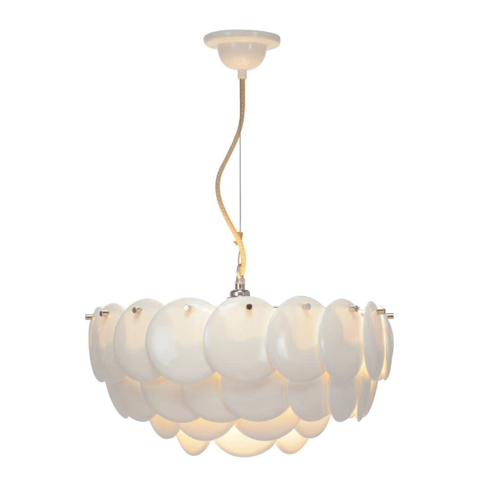 Pembridge Size 2 Pendant Light Natural