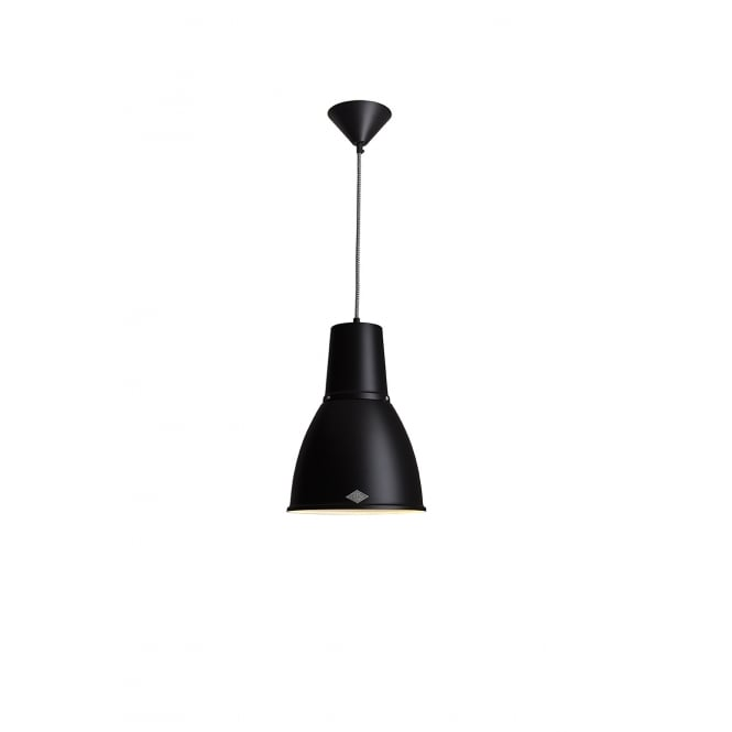 STIRRUP 3 Pendant Light, Black
