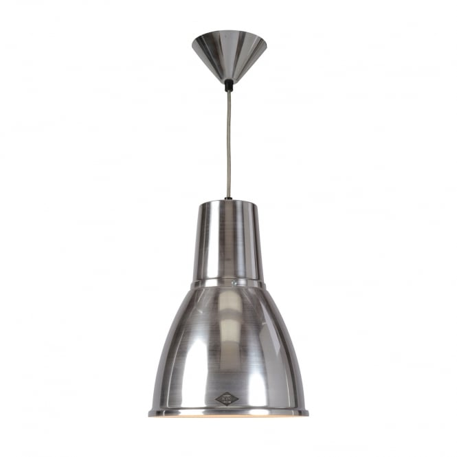 STIRRUP 3 Pendant Light, Natural Aluminium