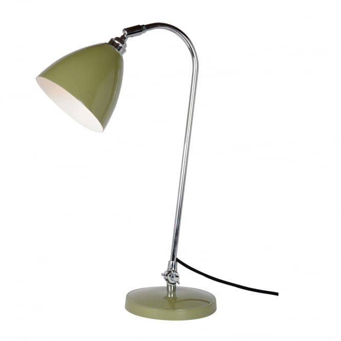 TASK Solo Table Light, Olive Green