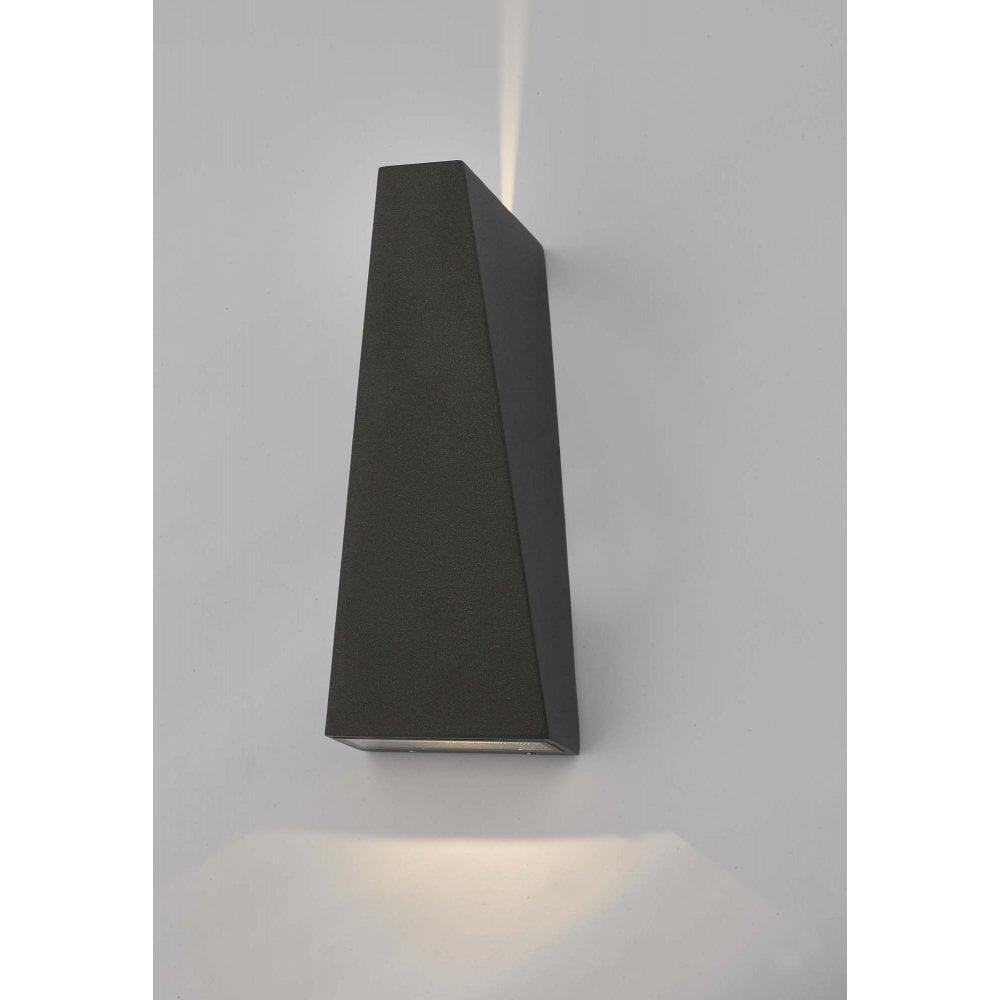 Paco 2 Light Modern Wall Light Led Lighting Company Uk