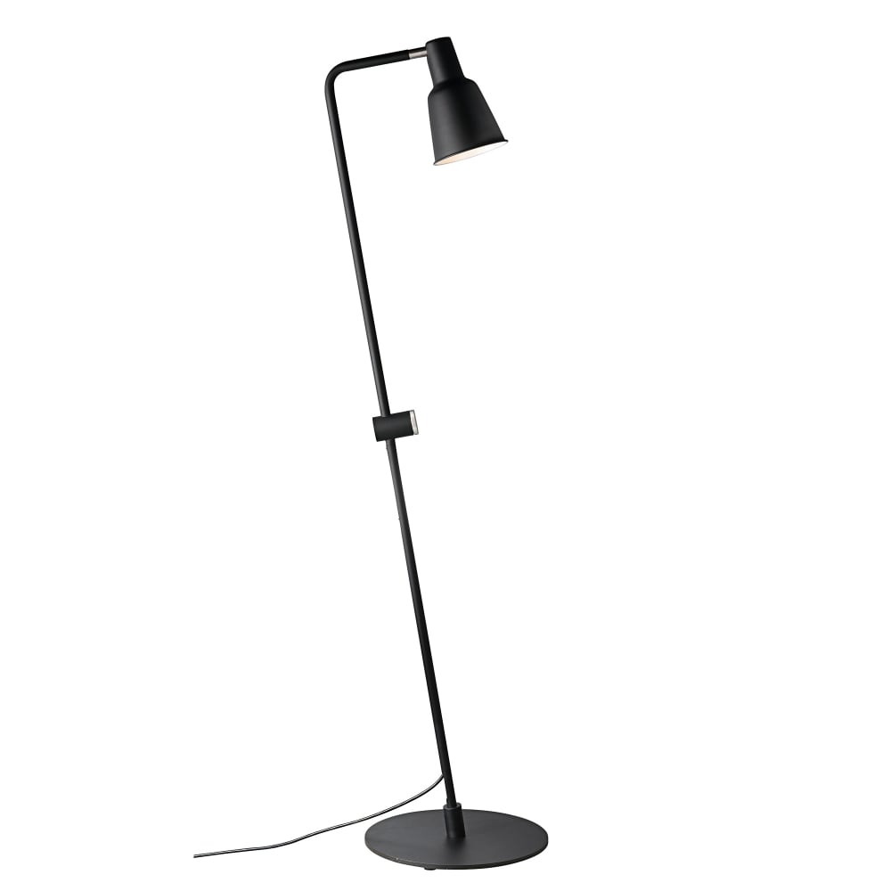 Contemporary black dimmable floor lamp aloadofball Image collections