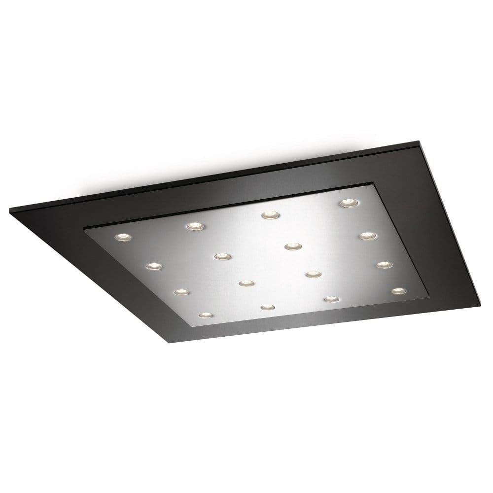 modern led flush ceiling light dimmable great low. Black Bedroom Furniture Sets. Home Design Ideas