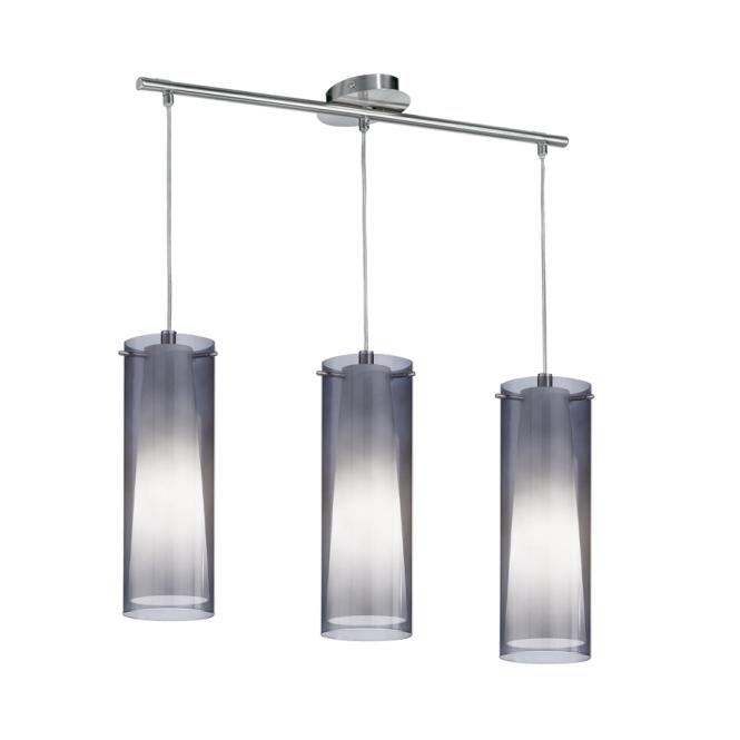 modern ceiling lamps. PINTO NERO Modern Ceiling Bar Pendant (3 Light) Lamps I