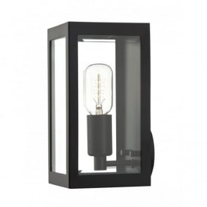 The Lighting Book ERA box outdoor wall light (black)