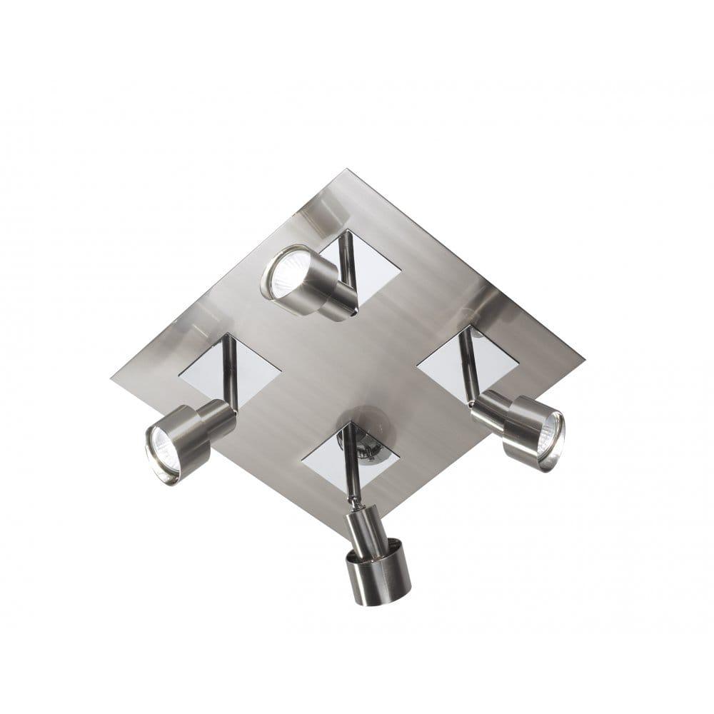 Kitchen Ceiling Lights Spotlights: Buy Kitchen Ceiling Spotlights. Square Spot Cluster In
