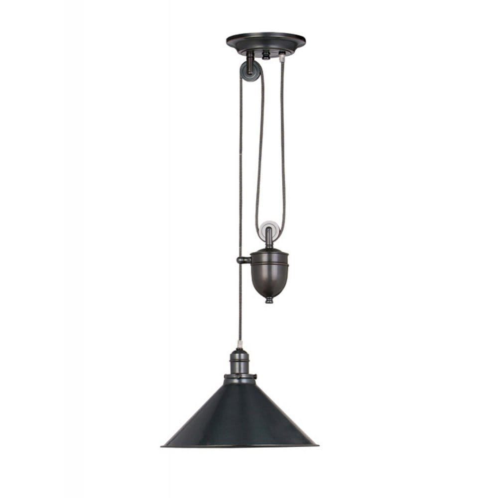 Pull Up And Down Rise And Fall Ceiling Light Retro Style