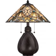 INDIA Tiffany style table lamp