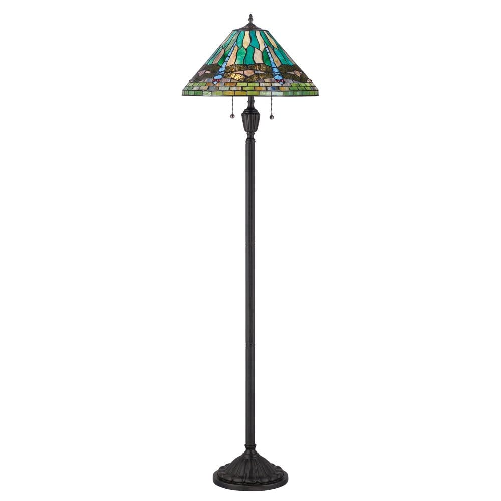 traditional standard floor lamps view all tiffany table lamps and. Black Bedroom Furniture Sets. Home Design Ideas