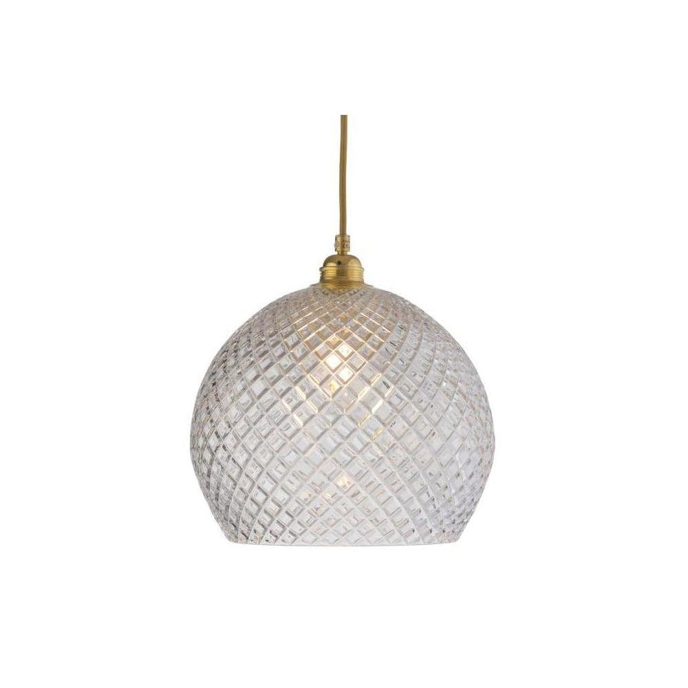 ff5c24c126d8 Cut Crystal Glass Globe Ceiling Pendant | Lighting Company