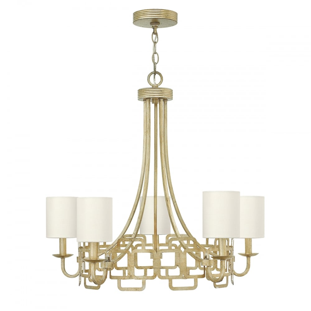 with leaf undefined finish orion currey light chandelier company silver