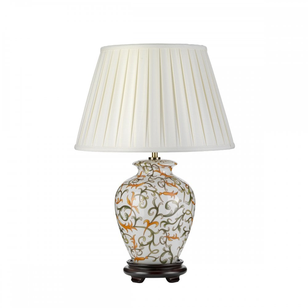 Oriental Styled Table Lamp Lighting Company Uk