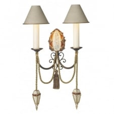 ANASTASIA traditional decorative wall light
