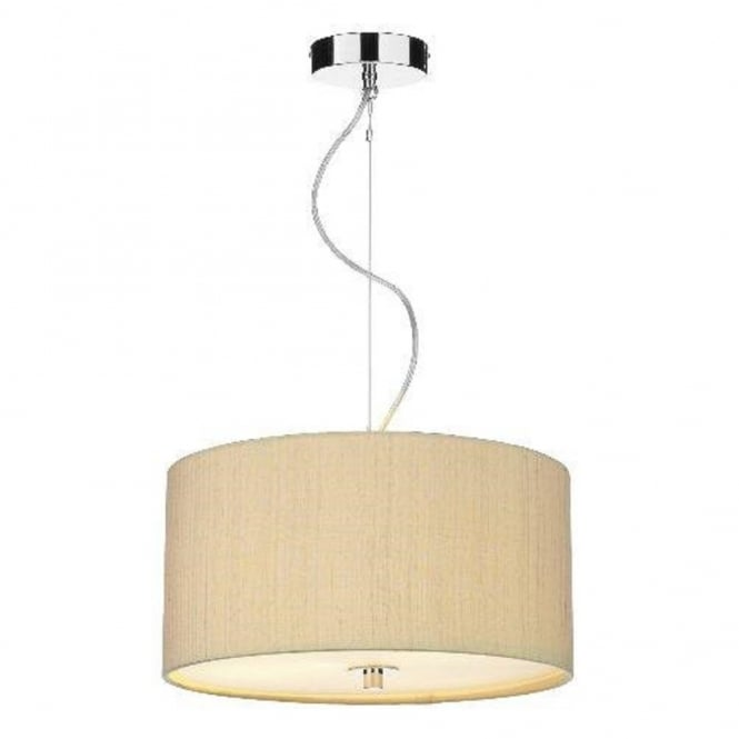 The David Hunt Lighting Collection RENOIR sea mist gold ceiling pendant light shade