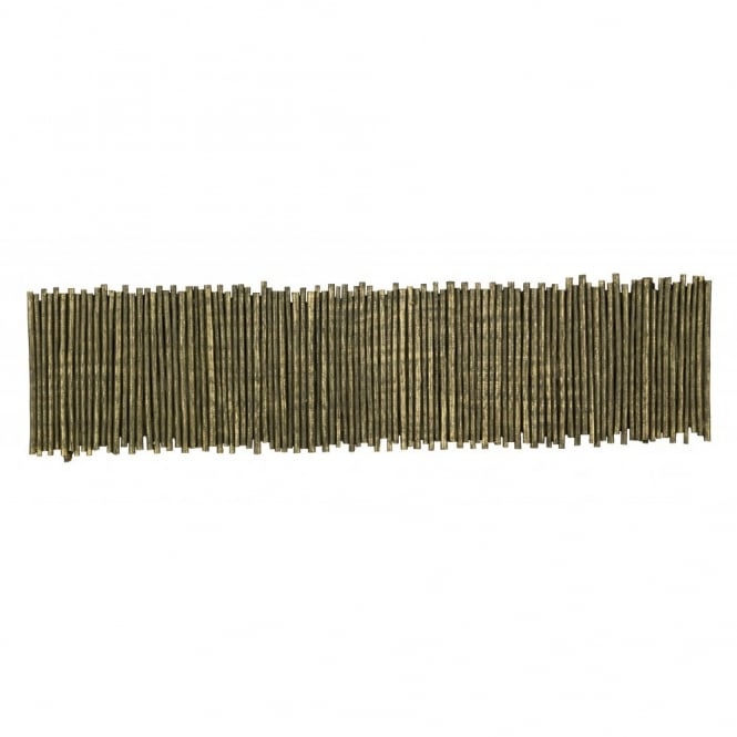 The David Hunt Lighting Collection WILLOW large low energy twig wall light