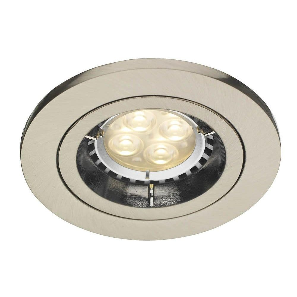 The Recessed Spotlight