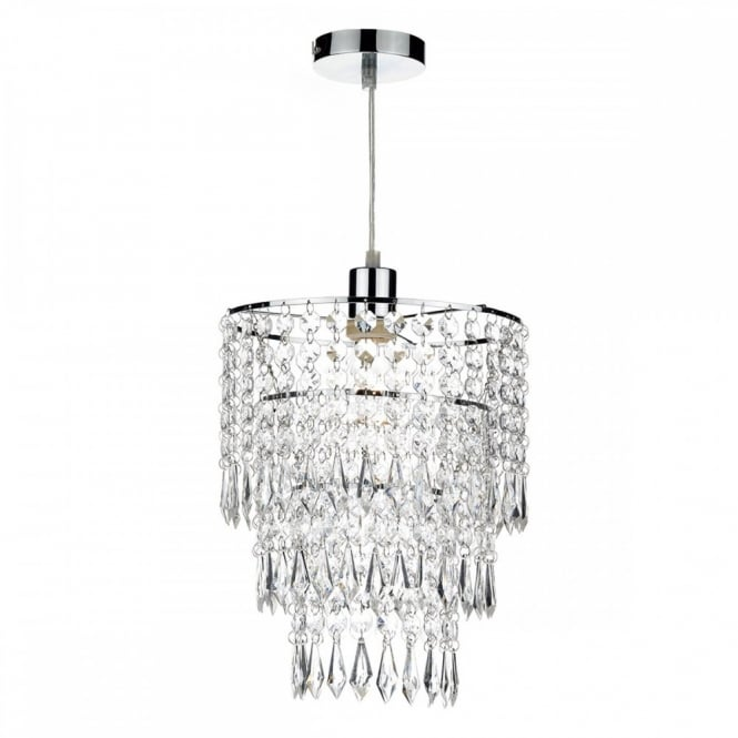 sc 1 st  The Lighting Company & Faceted Acrylic Bead Non Electric Pendant Shade azcodes.com