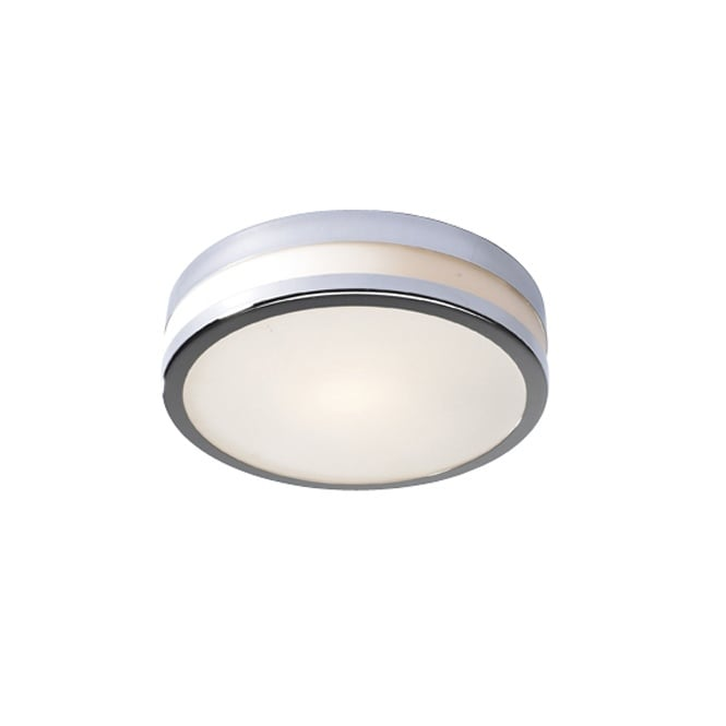The Lighting Book CYRO large flush bathroom ceiling light IP44